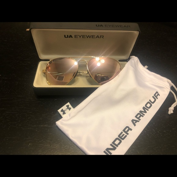 8a401c62ee Under Armour Getaway Mirror Sunglasses